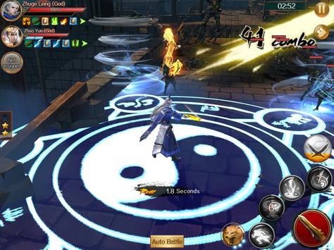 Dynasty Legends تصوير الشاشة 12