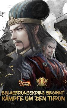 Dynasty Legends Plakat
