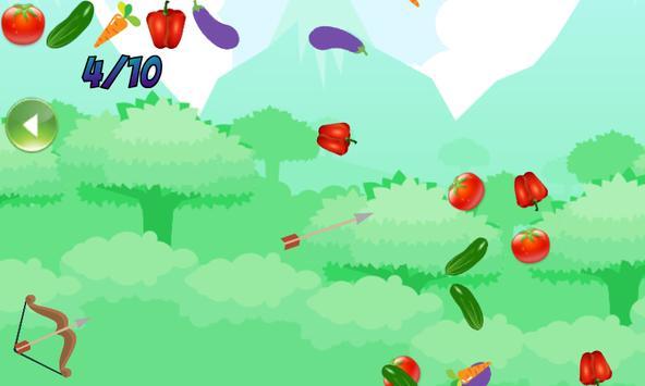 Vegetables Hunting screenshot 2