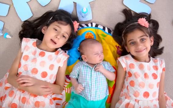 طل الحلو - جوان وليليان screenshot 3