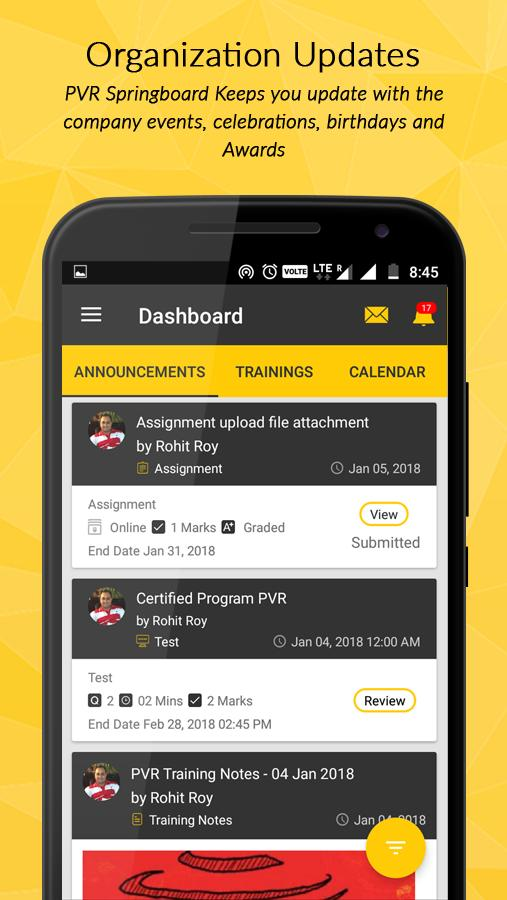 PVR Springboard for Android - APK Download