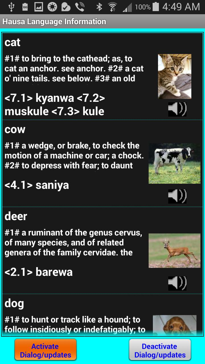 Learn to Speak Hausa Language for Android - APK Download