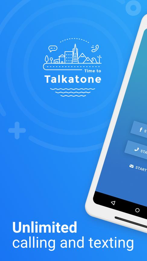 Talkatone for Android - APK Download