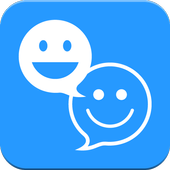 Talking messages for WhatsApp أيقونة