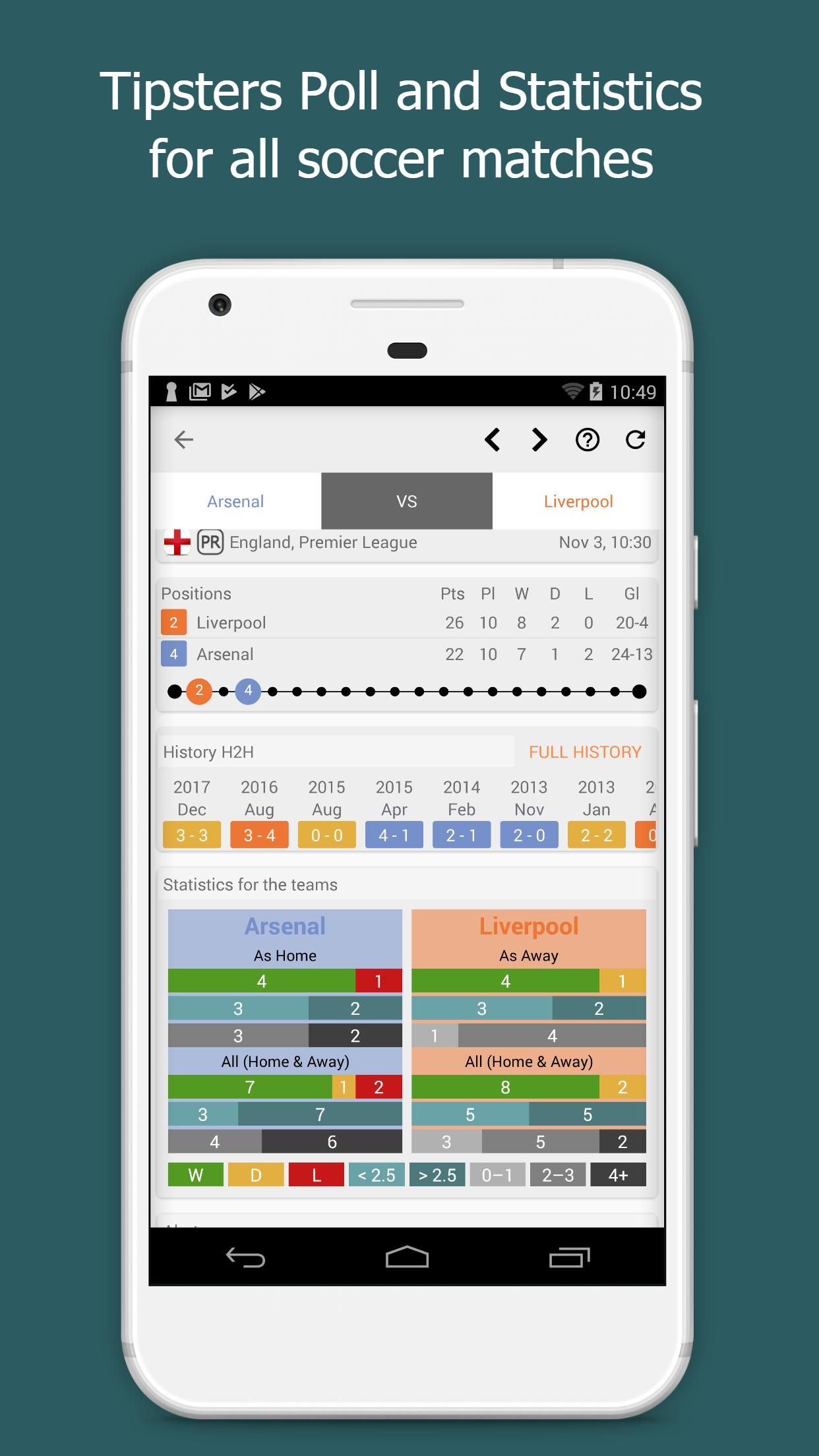 Bet Data for Android - APK Download