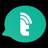 Talkray icon