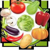 Vegetable Names icon
