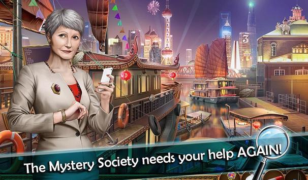 Mystery Society 2 screenshot 1