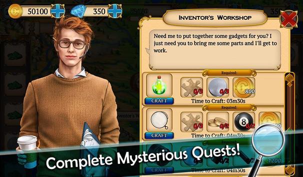 Mystery Society 2 screenshot 7