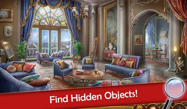 Hidden Objects: Mystery Society Crime Solving poster
