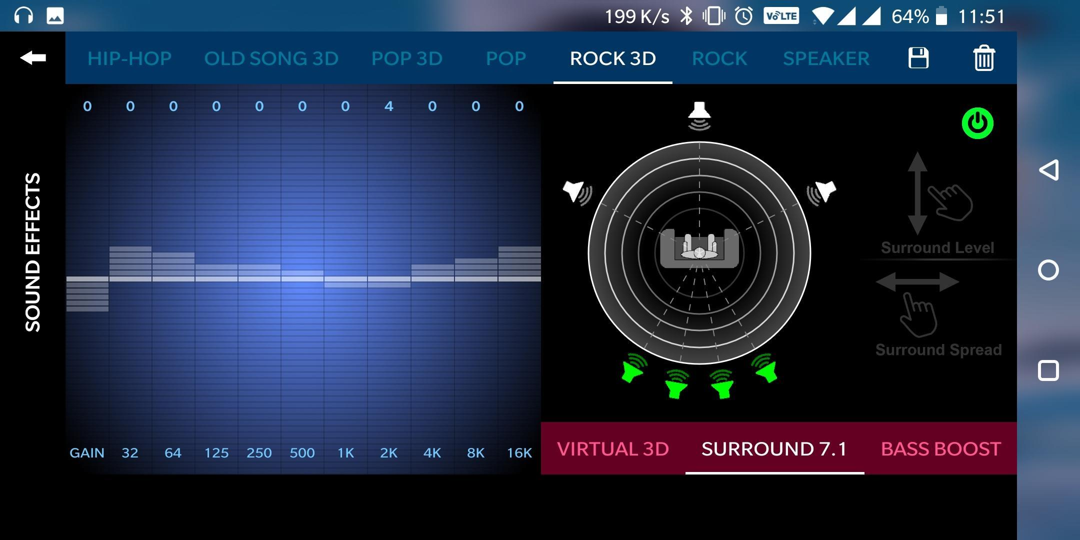 3D Surround 7 1 MusicPlayer (FREE) for Android - APK Download