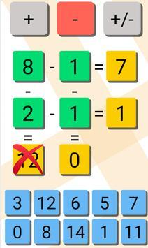 Kid Math Puzzle screenshot 4
