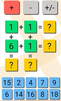 Kid Math Puzzle screenshot 2