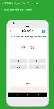 TOÁN 1 2 3 - TOÁN LỚP 1 - TOÁN LỚP 2 - TOÁN LỚP 3 screenshot 5