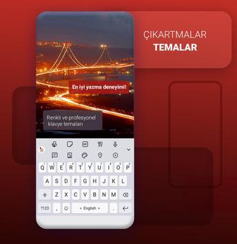 Tambu Klavye capture d'écran 1