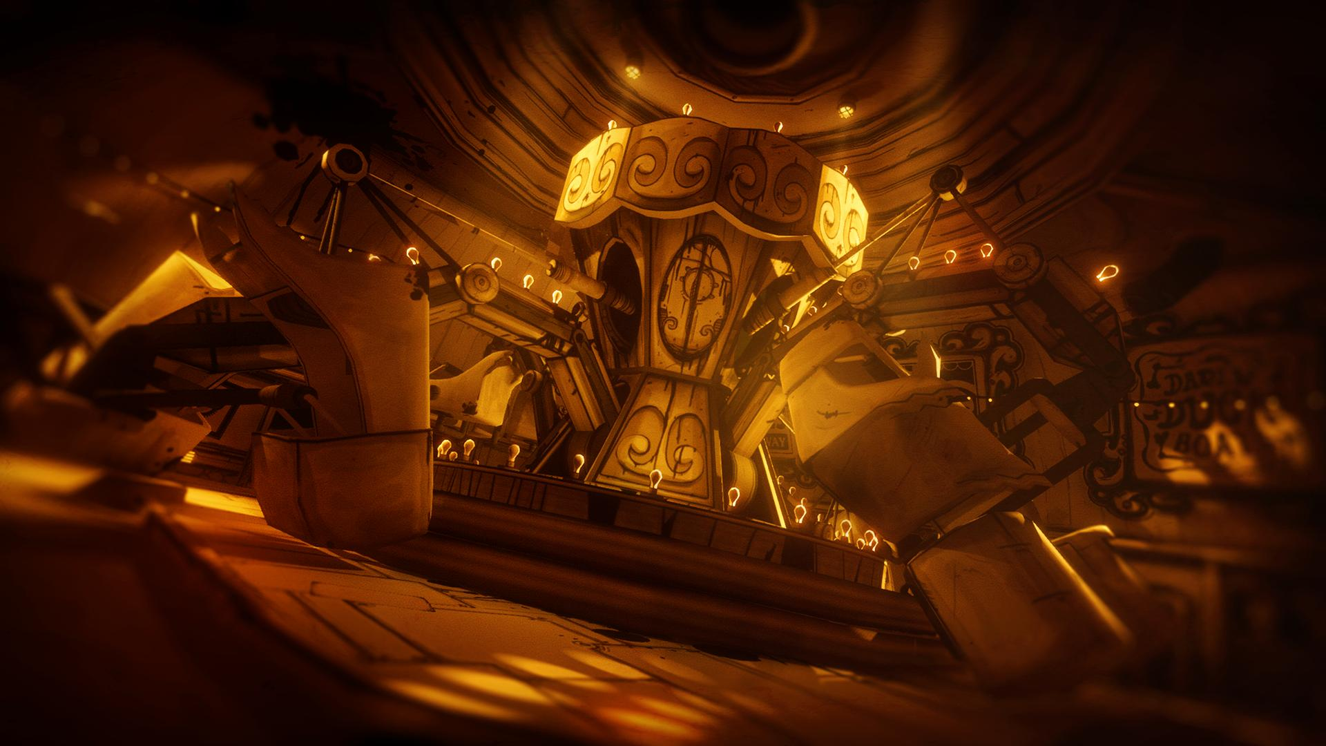 Bendy Ink Machine All Chapter Guide For Android Apk Download