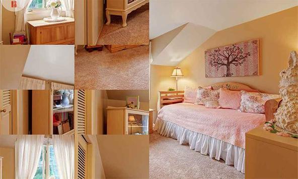 Tile Puzzle Girls Bedrooms screenshot 3