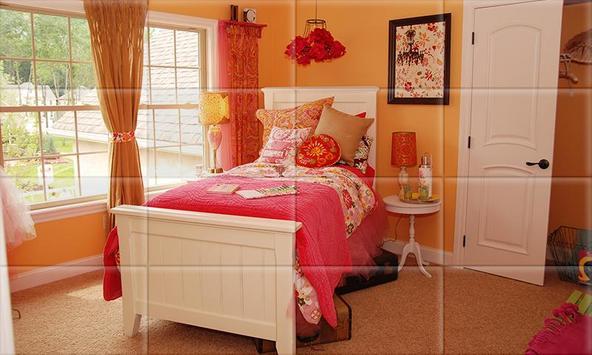 Tile Puzzle Girls Bedrooms screenshot 6