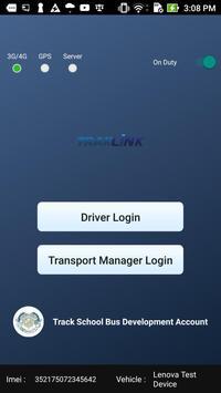 DriverConsole poster