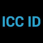 Icona ICC ID