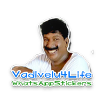 Vadivelu4Life WhatsApp Stickers - WAStickersApps APK [4