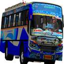 Tamil Bus Mod Livery | Indonesia Bus Simulator APK Android