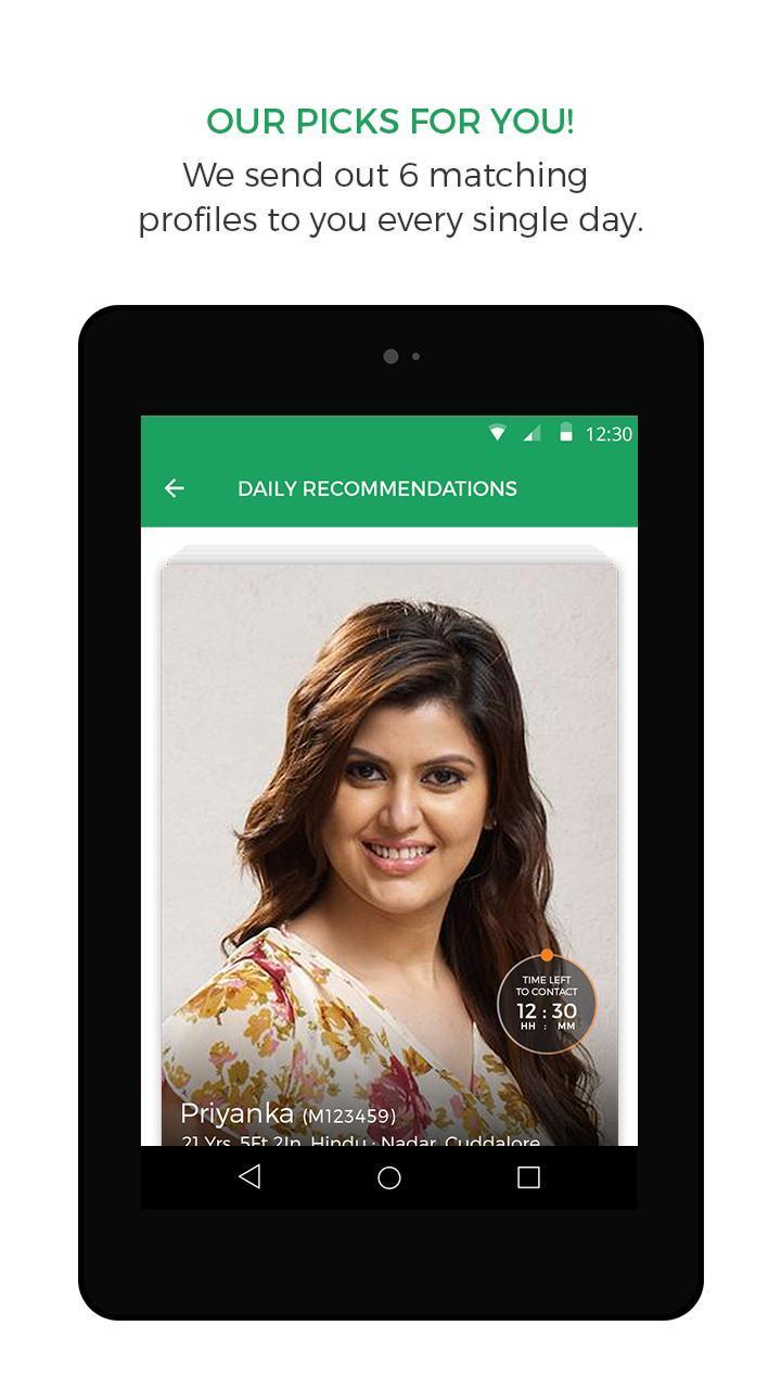 TamilMatrimony® - The No  1 choice of Tamils for Android - APK Download