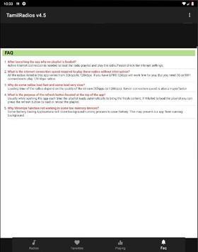 Tamil FM Radio Ekran Görüntüsü 11