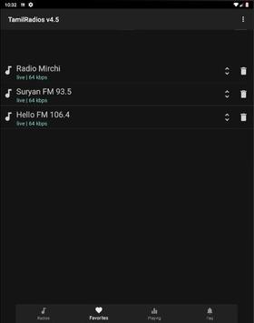 Tamil FM Radio Ekran Görüntüsü 10