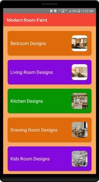 Modern Room Paint screenshot 17