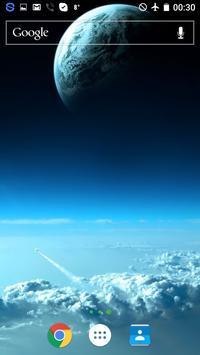 Cosmos 3D Live Wallpaper poster