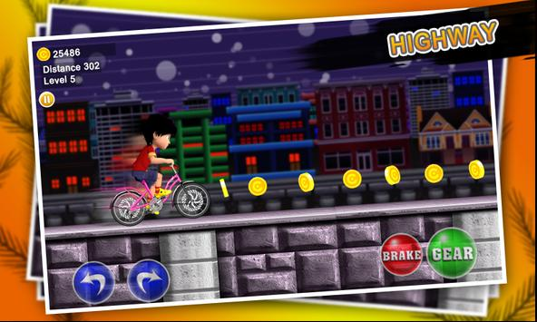 Shiva Winter Biking Tales screenshot 4
