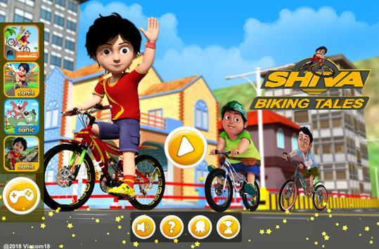 Shiva Winter Biking Tales screenshot 6