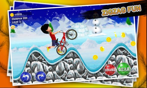 Shiva Winter Biking Tales screenshot 2