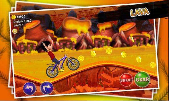 Shiva Winter Biking Tales screenshot 3