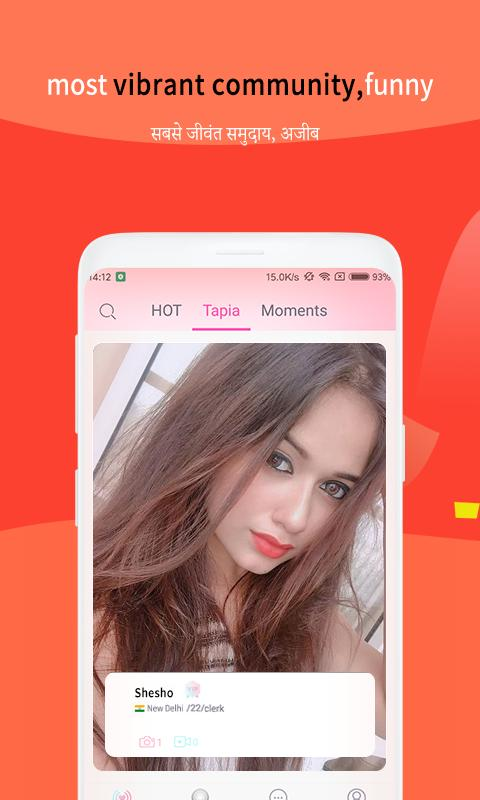 Tango Chat-free live chat Dating App for Android - APK Download