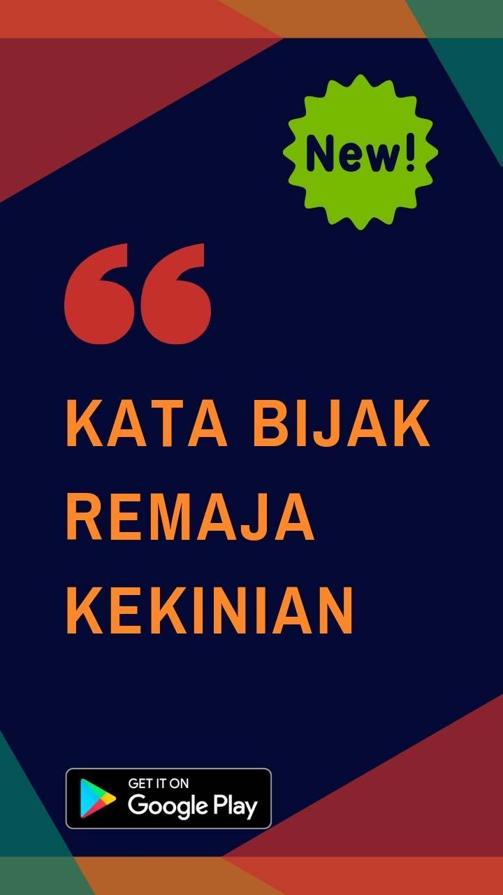 Kata Kata Bijak Remaja Kekinian 2019 For Android Apk Download