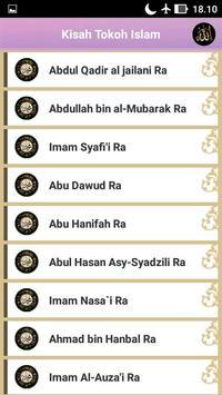 Kisah Tokoh Islam screenshot 1