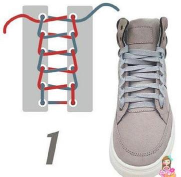 how to tie shoelaces screenshot 8
