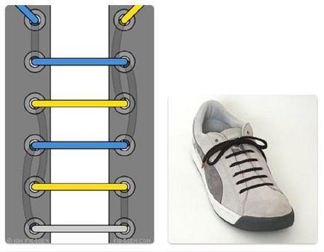 how to tie shoelaces screenshot 10