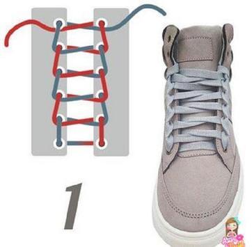 how to tie shoelaces screenshot 1