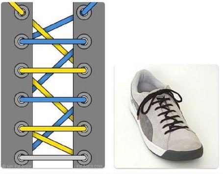 how to tie shoelaces screenshot 2