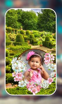 Garden Photo Frames HD screenshot 4