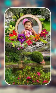 Garden Photo Frames HD screenshot 11