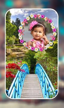 Garden Photo Frames HD screenshot 2