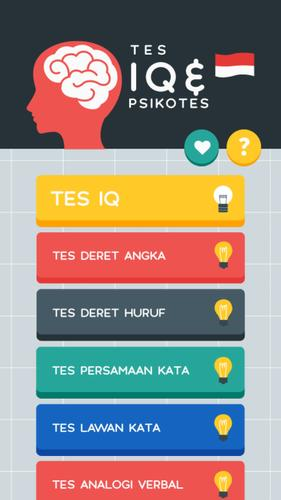 Tes IQ dan Psikotes for Android - APK Download