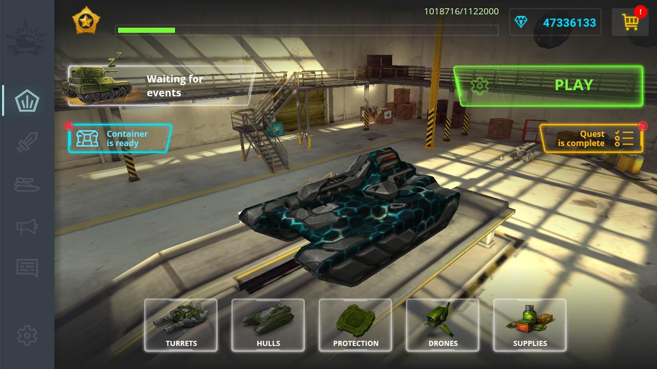 Tanki Online - PvP shooter for Android - APK Download