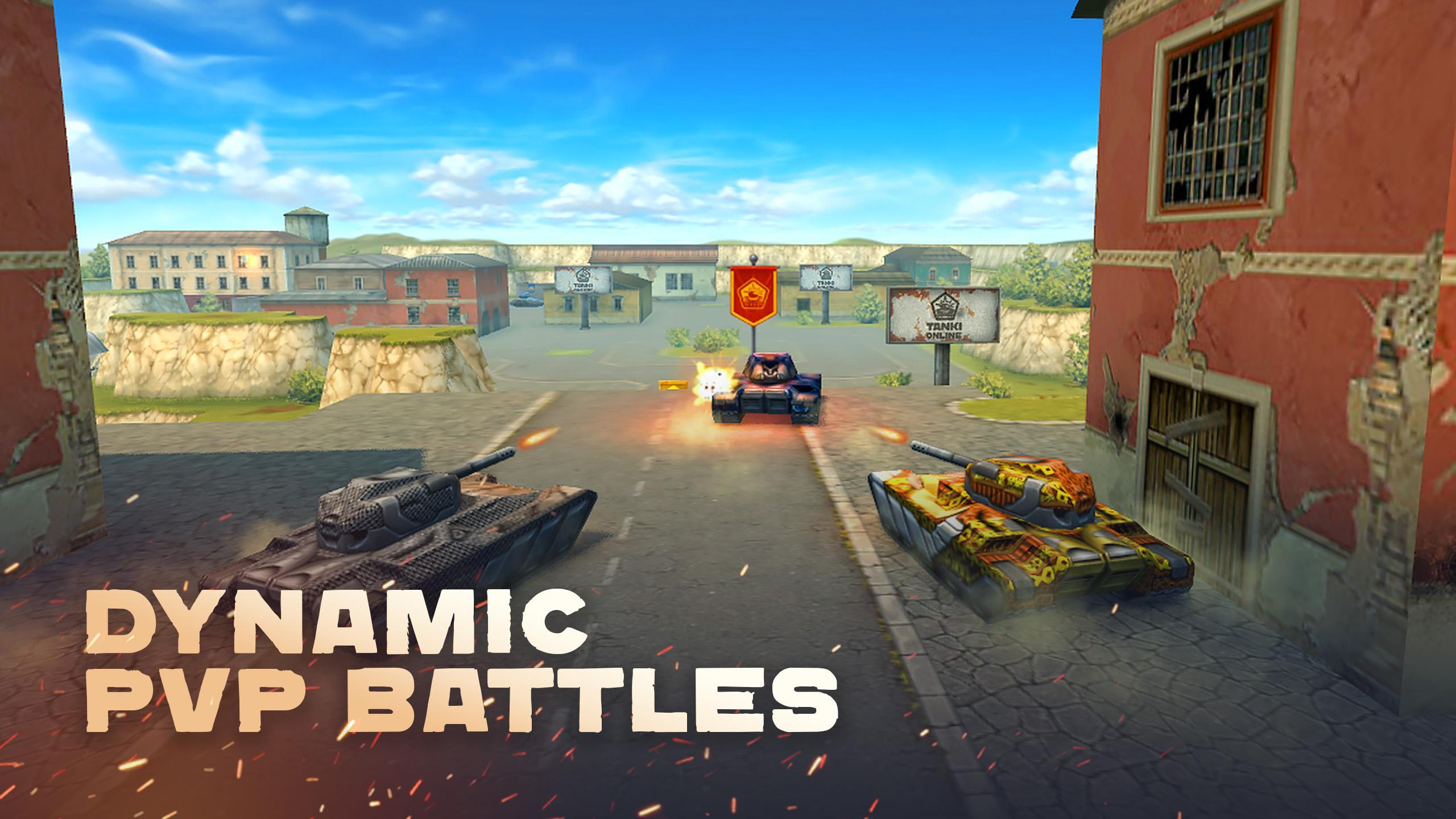 Tanki Online For Android Apk Download