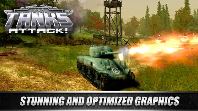 Tanks Attack screenshot 3