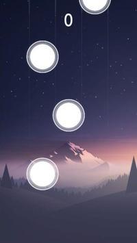 Naruto Shippuden - Piano Dots - Man of the World screenshot 1
